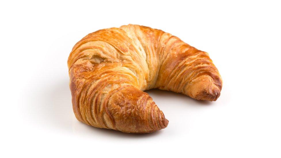 A croissant