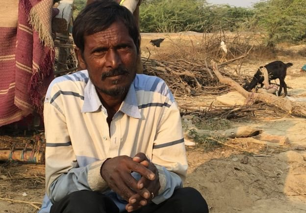 Malkhan Nath says hes come under pressure from the community to send his sister back to her in-laws home