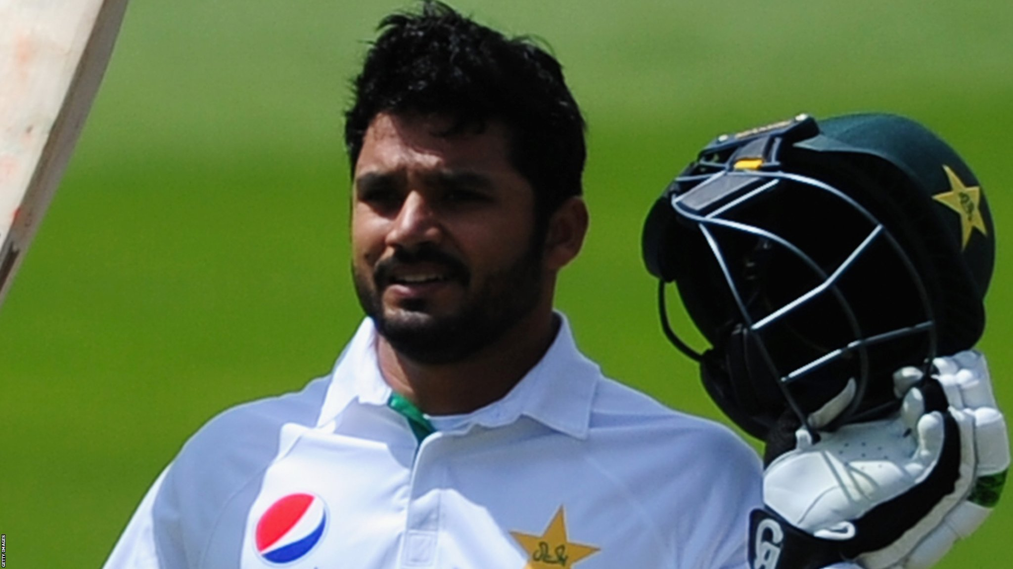 Azhar Ali: Somerset sign Pakistan opener as Matt Renshaw replacement