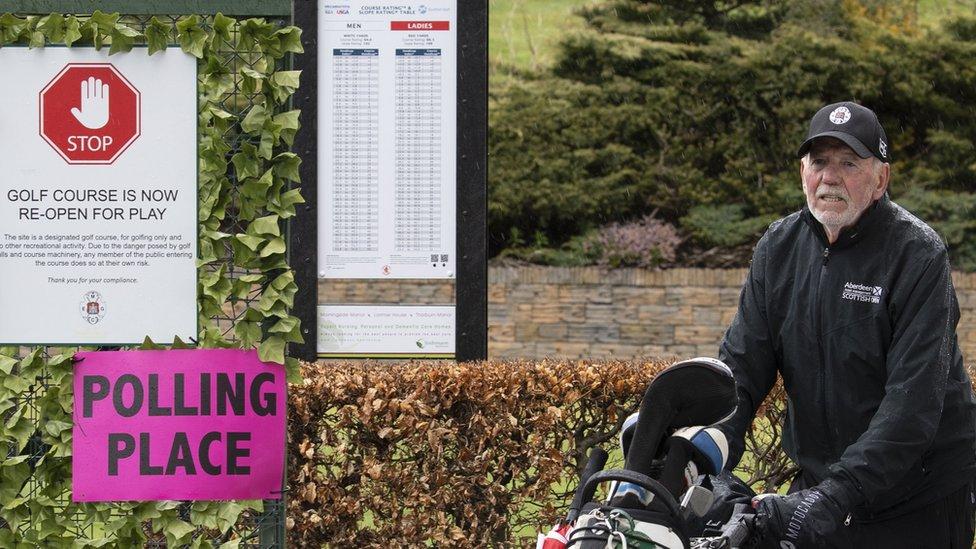 Дайджест: когда объявят результаты выборов в Шотландии и других частях Великобритании?