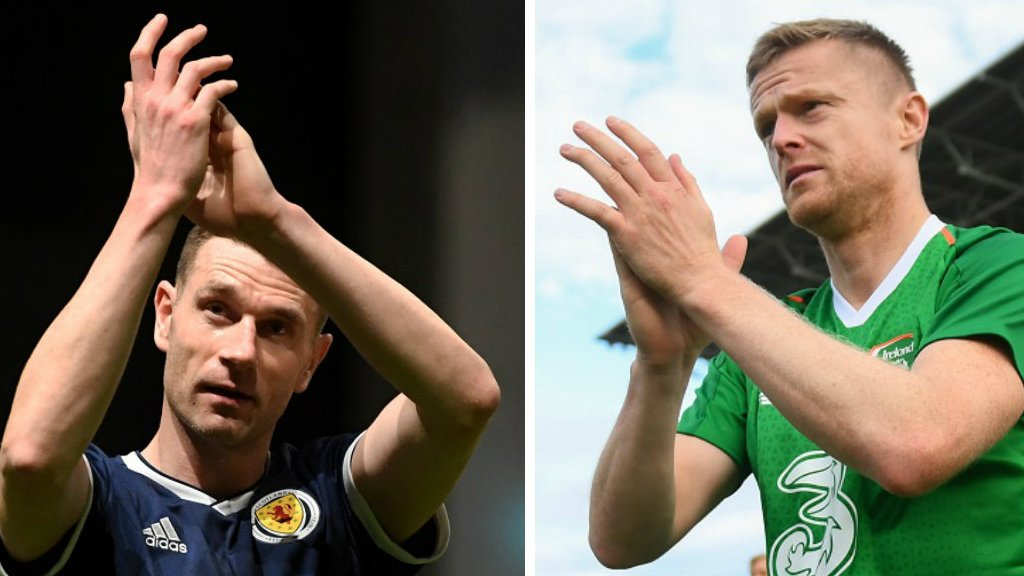 Celtic: Damien Duff and Stephen McManus join coaching staff