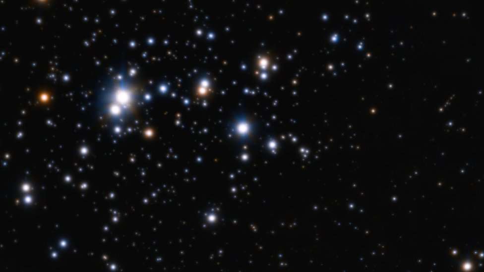Cúmulo estelar Trumpler 14