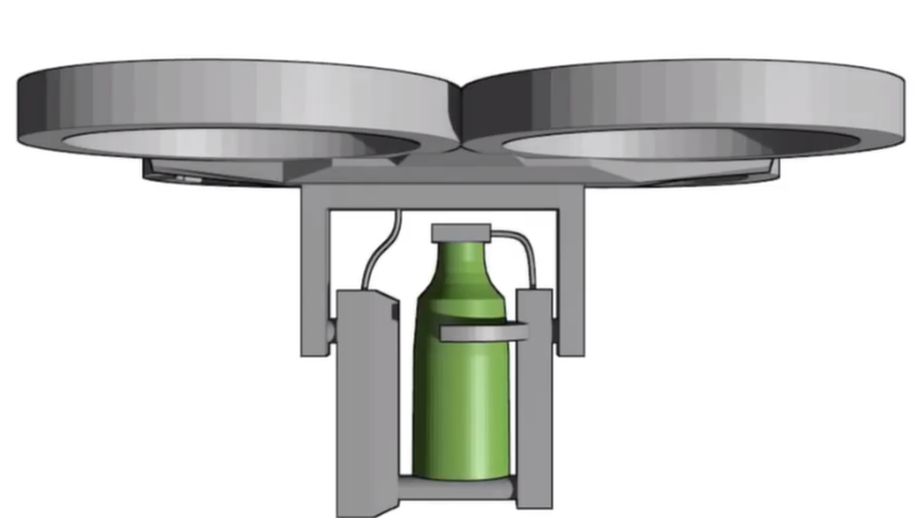 A drone that will plant trees