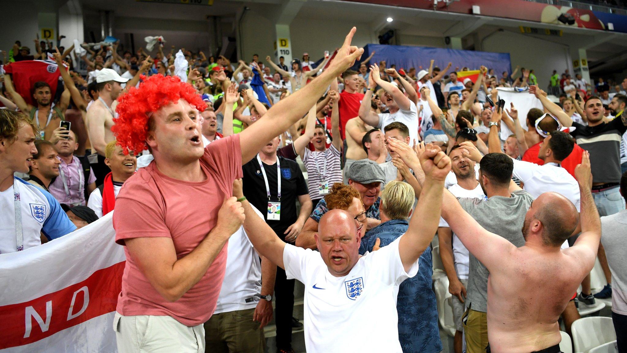 'Harry the hero' - BBC pundits react to England win