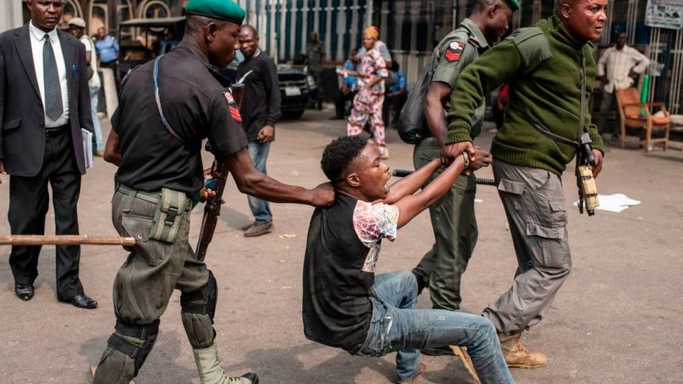 Police Arrest Cultists For Killing Man In Viral Video