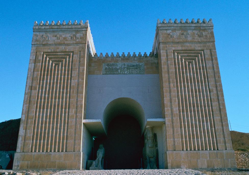 The Nergal Gate, 1977