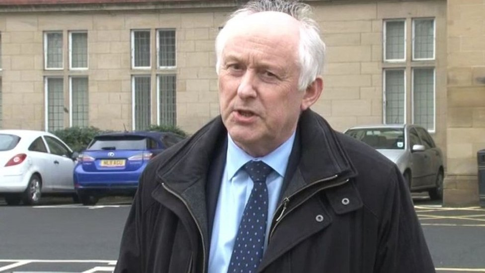 Newcastle health boss Sir Leonard Fenwick sacked