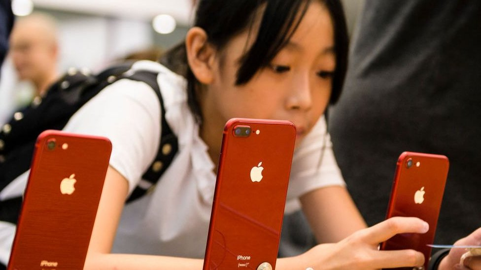 Apple draws 20% of its global revenue from China