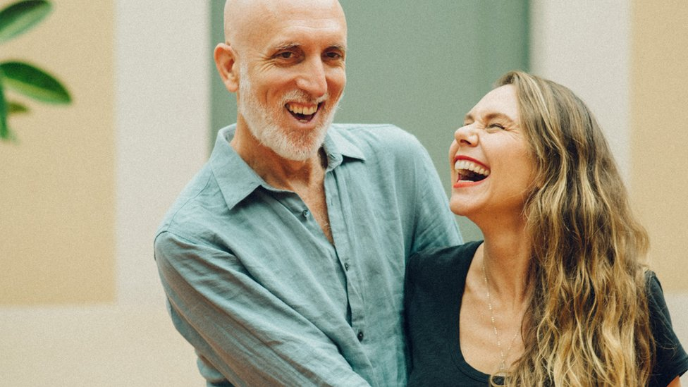 Erika Lust y su marido, Pablo Dobner.