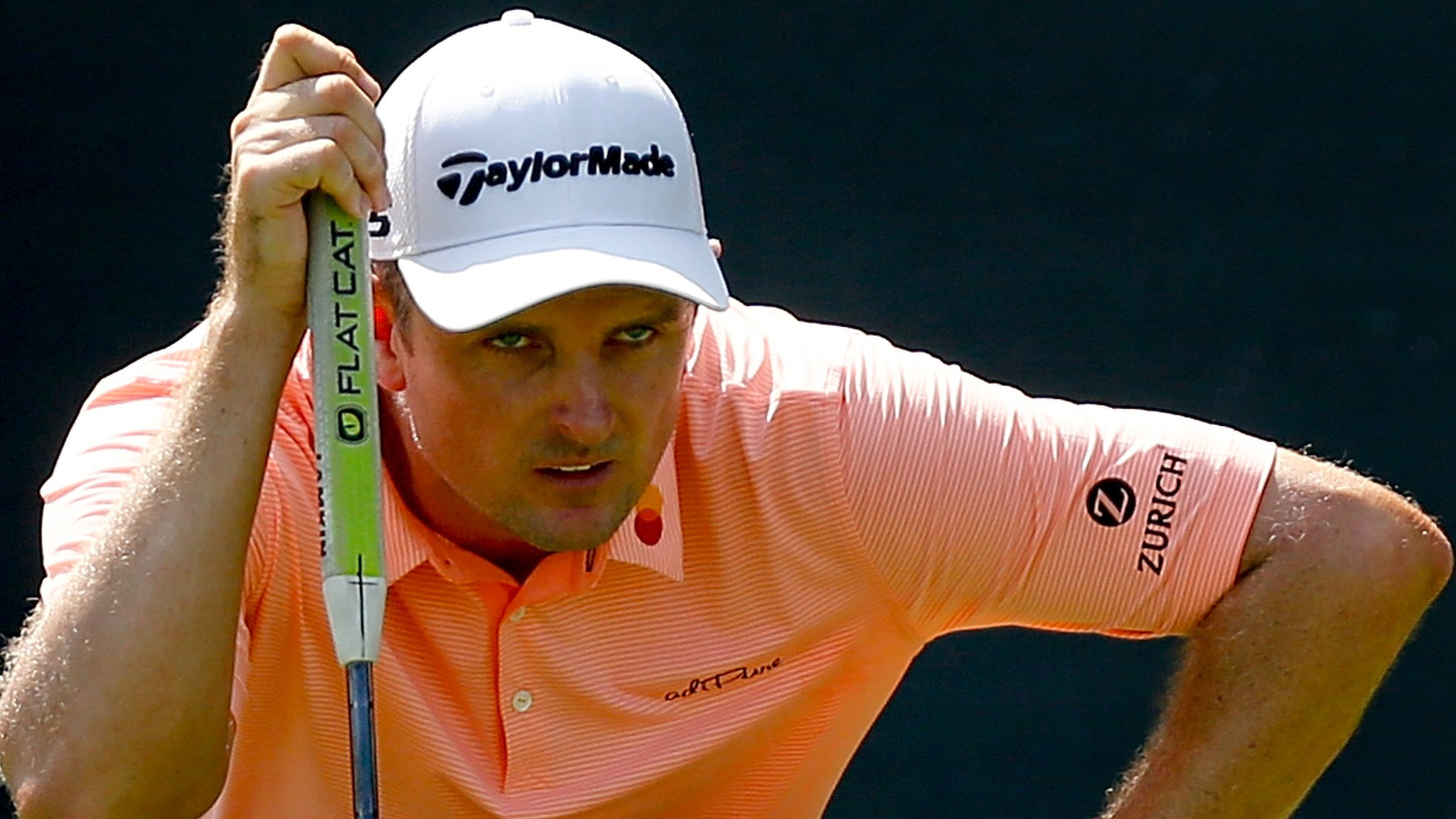 Fort Worth Invitational: Justin Rose takes four-shot lead into final round at Colonial