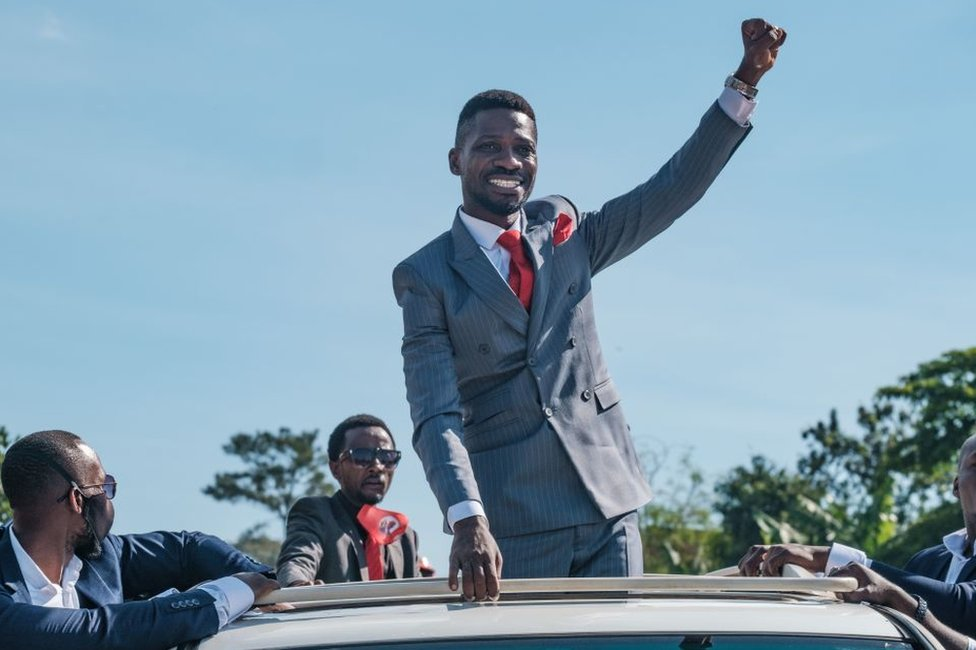 Uganda elections 2021: Who is Bobi Wine? thumbnail