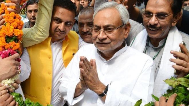 बिना बीजेपी के नीतीश कुमार करने जा रहे हैं मंत्रिमंडल का विस्तार: आज की पाँच बड़ी ख़बरें