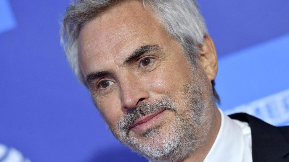 Alfonso Cuarón, director mexicano de cine