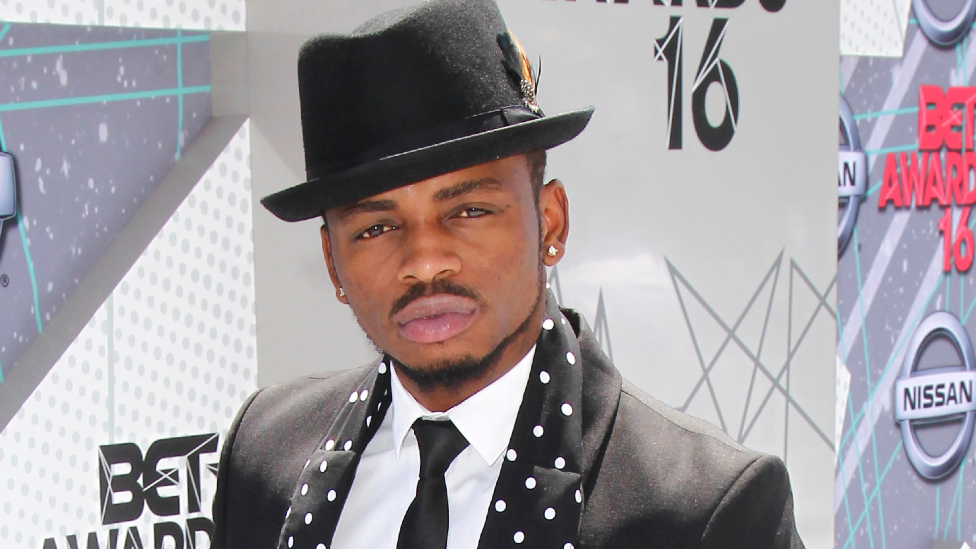 Diamond Platnumz in 2016