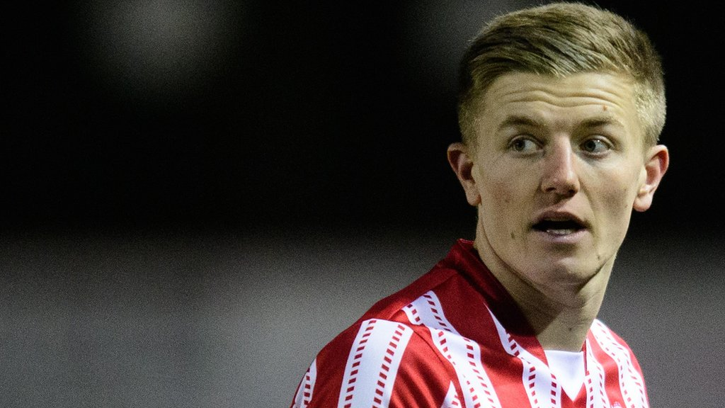 Scott Wharton: Blackburn Rovers defender joins Bury on loan