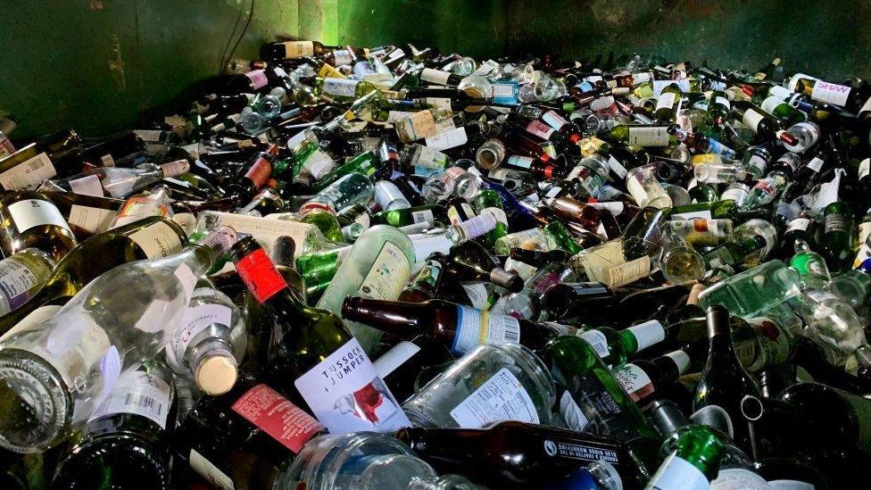 flaše prazne boce