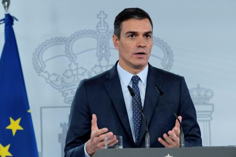 Sánchez, primer ministro de España