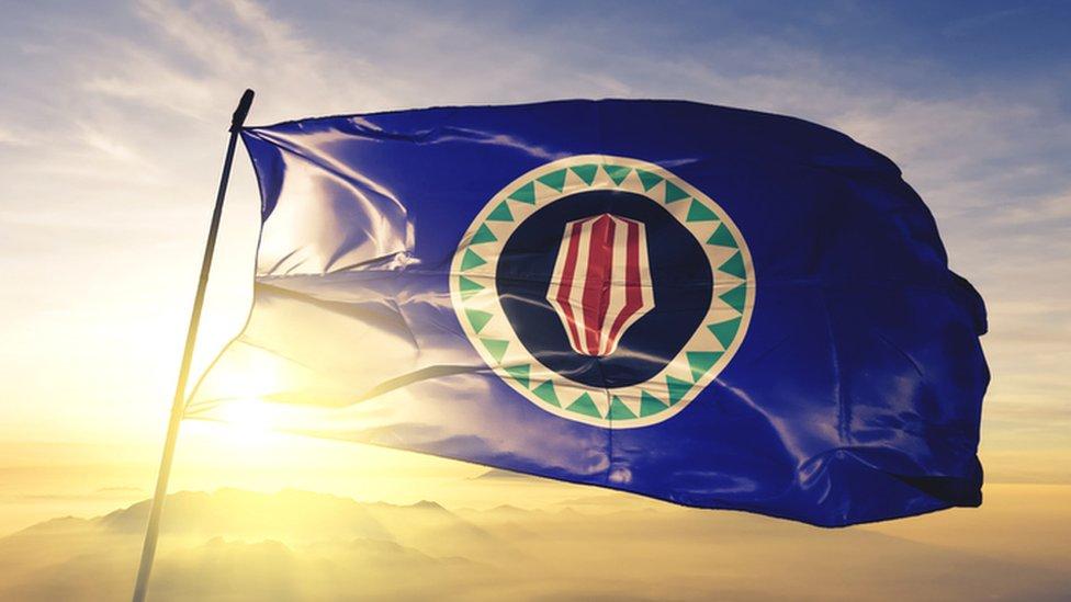 bandera de Bougainville