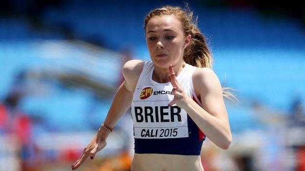 Hannah Brier