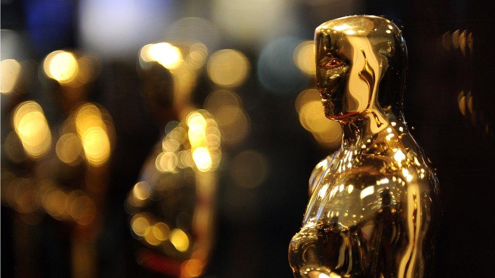 تمثال لجائزة أوسكار