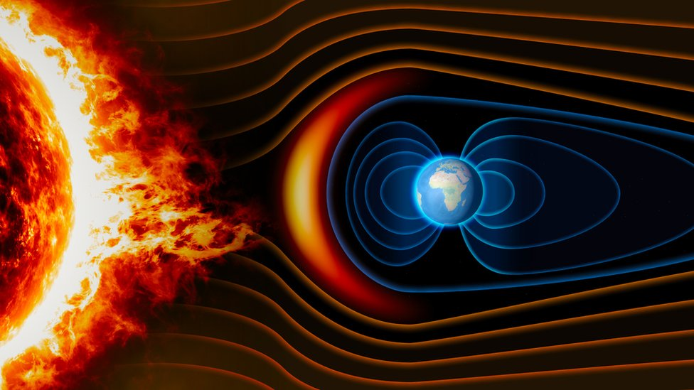 Sol y Tierra