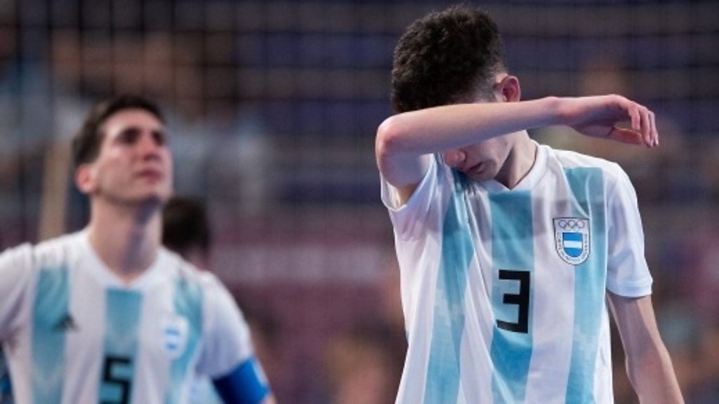 Youth Olympics: Brazil beat hosts Argentina in futsal semi-final