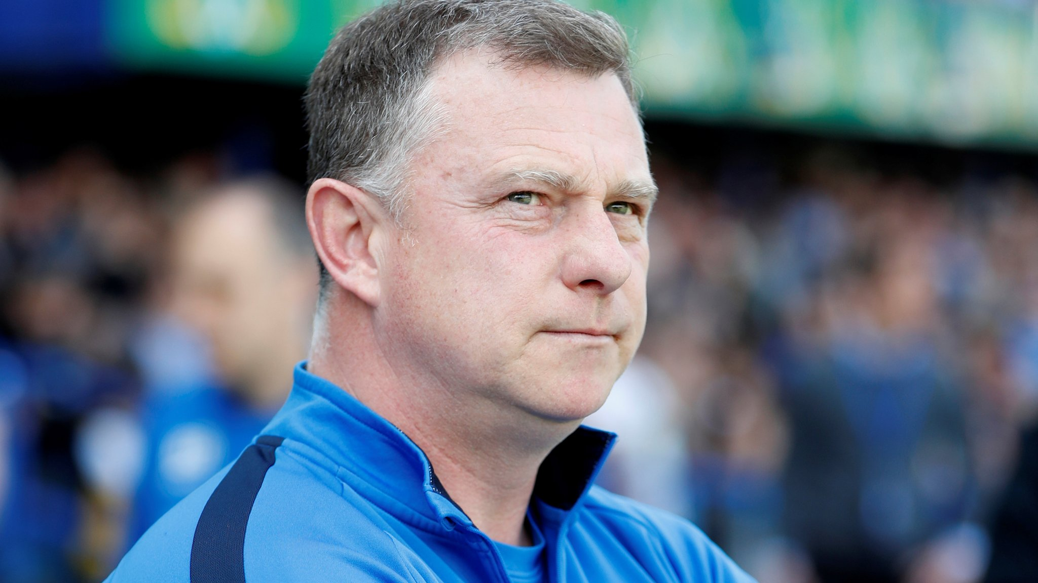 Mark Robins says Sky Blues must return to Coventry as soon as possible