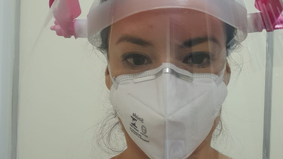 'Eu me sinto na fase mais difícil de uma guerra', diz enfermeira de hospital lotado do RS