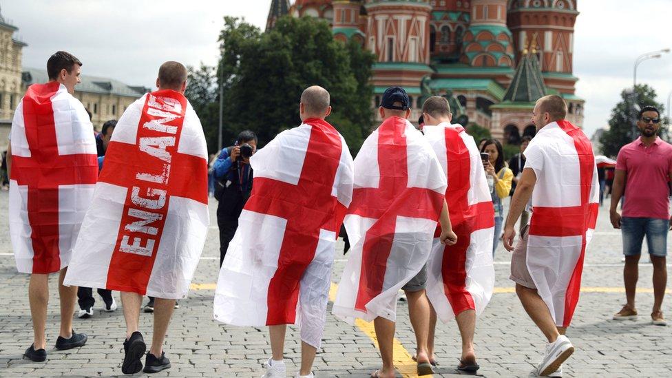 Fan Inggris
