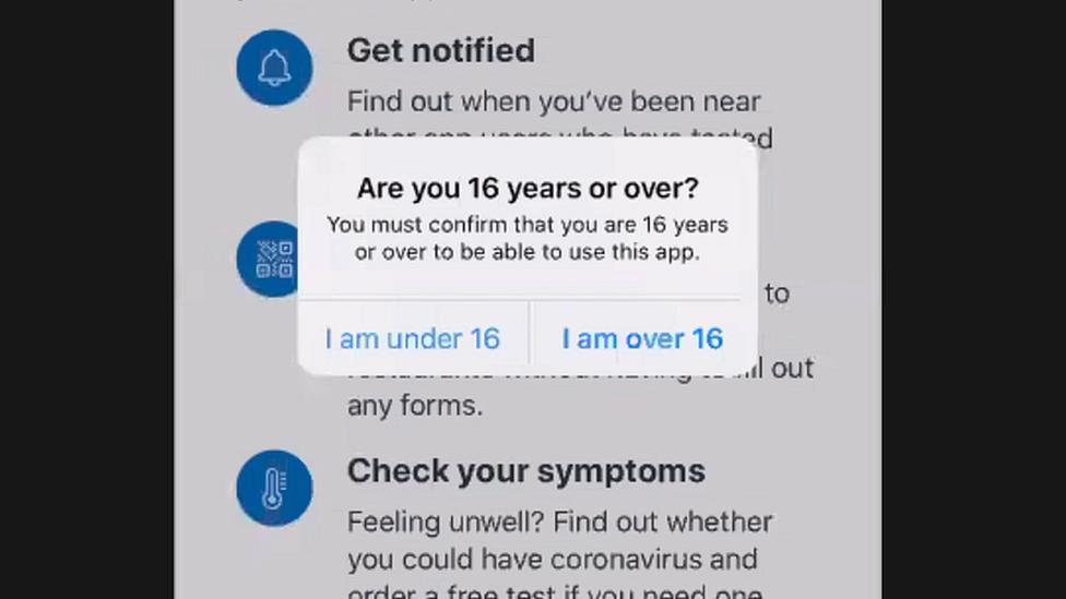 NHS Covid-19 app