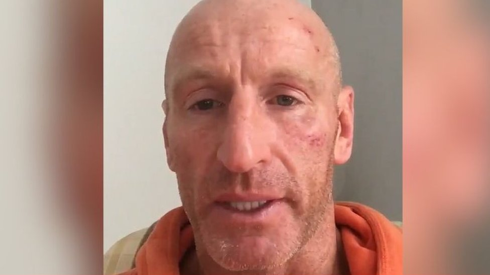Gareth Thomas: 'I have been the victim of a hate crime'