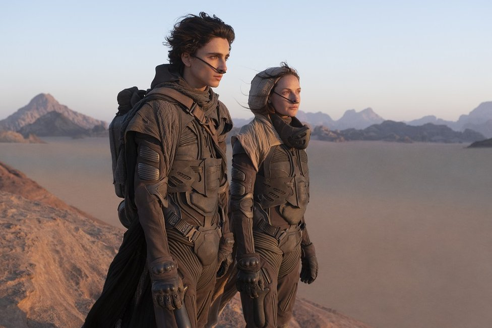Dune And Matrix 4 Streaming Plan Prompts Urgent Talks From Amc Cinemas Bbc News