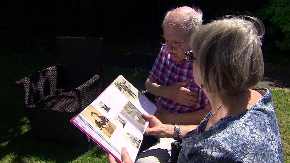 'Husband with dementia drew short straw'