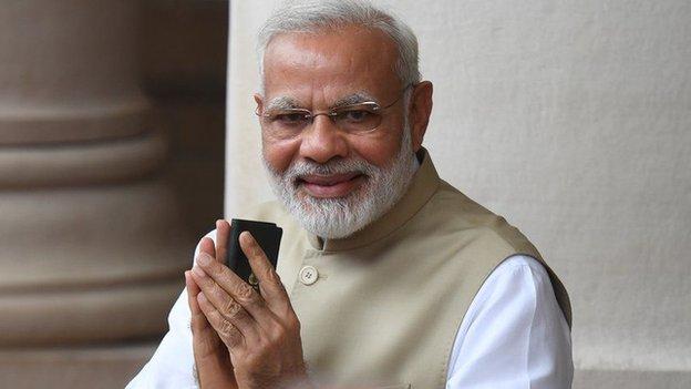 'मुख्यमंत्री नरेंद्र मोदी प्रधानमंत्री नरेंद्र मोदी से बेहतर'