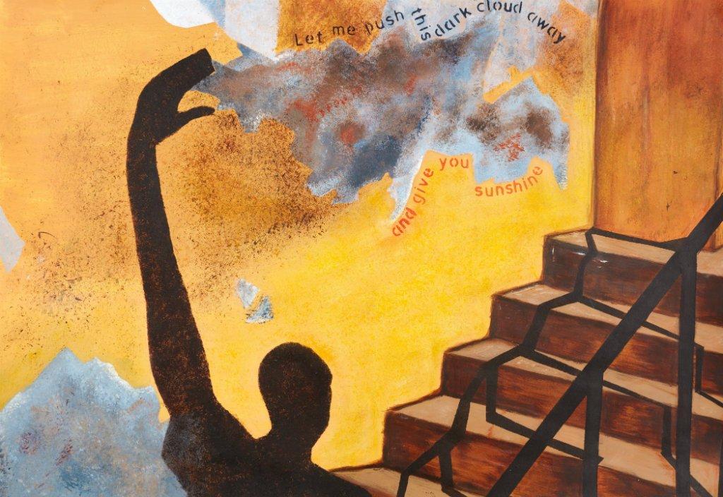 Women's prison art