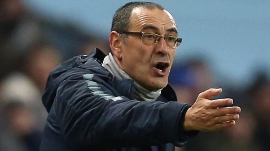 Man City 6-0 Chelsea: Blues made too many mistakes - Maurizio Sarri