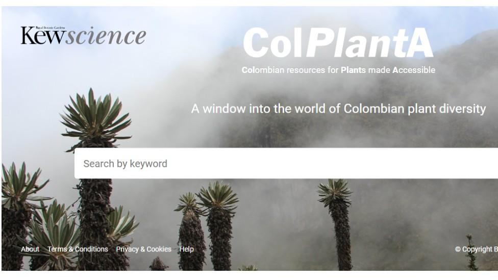 Portal ColPlantA