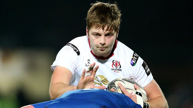 Iain Henderson and Ulster were beaten 8-3 by derby rivals Leinster at the RDS