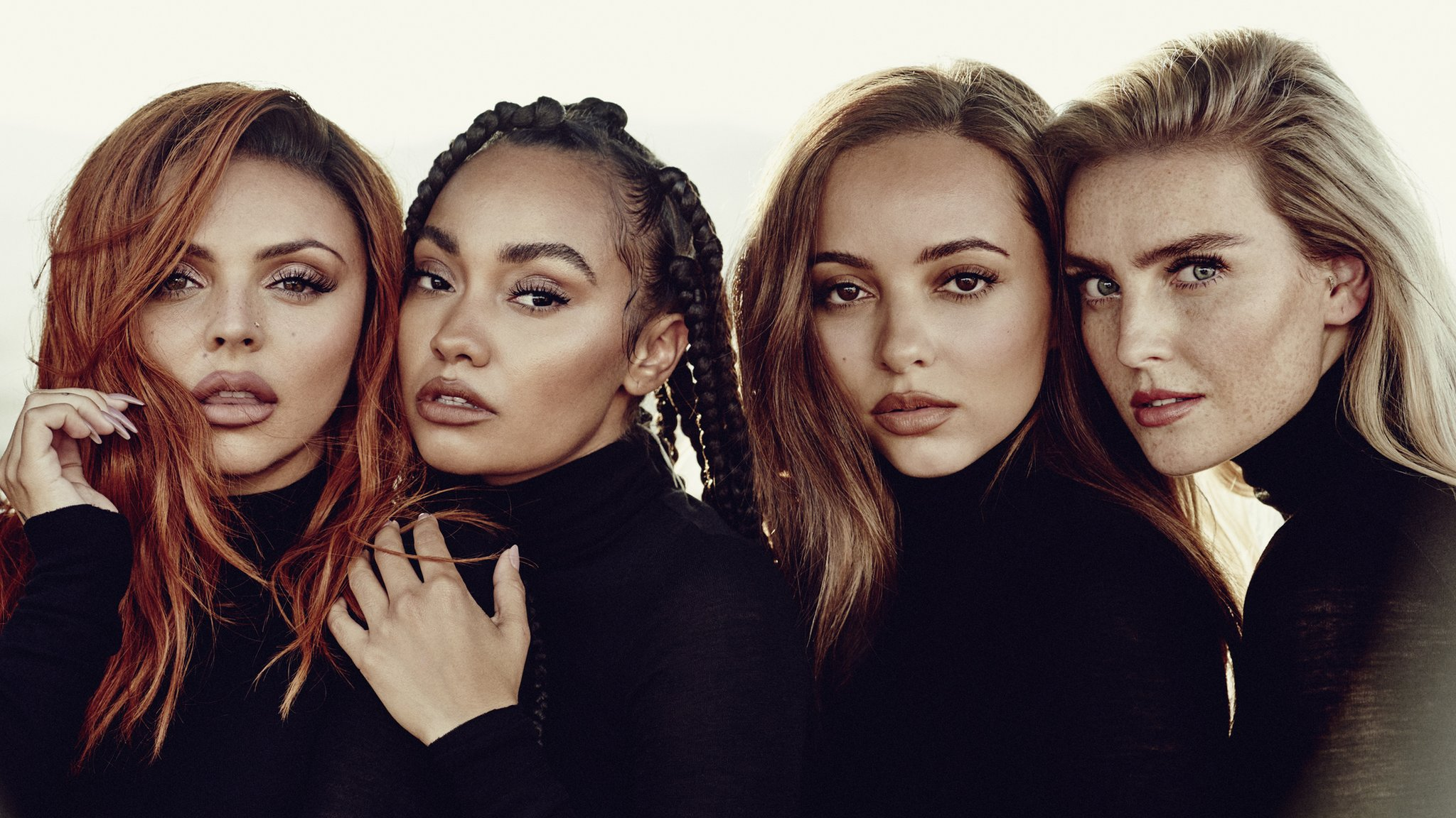 Little Mix rate seven years of photos: 'I had a massive spot!'