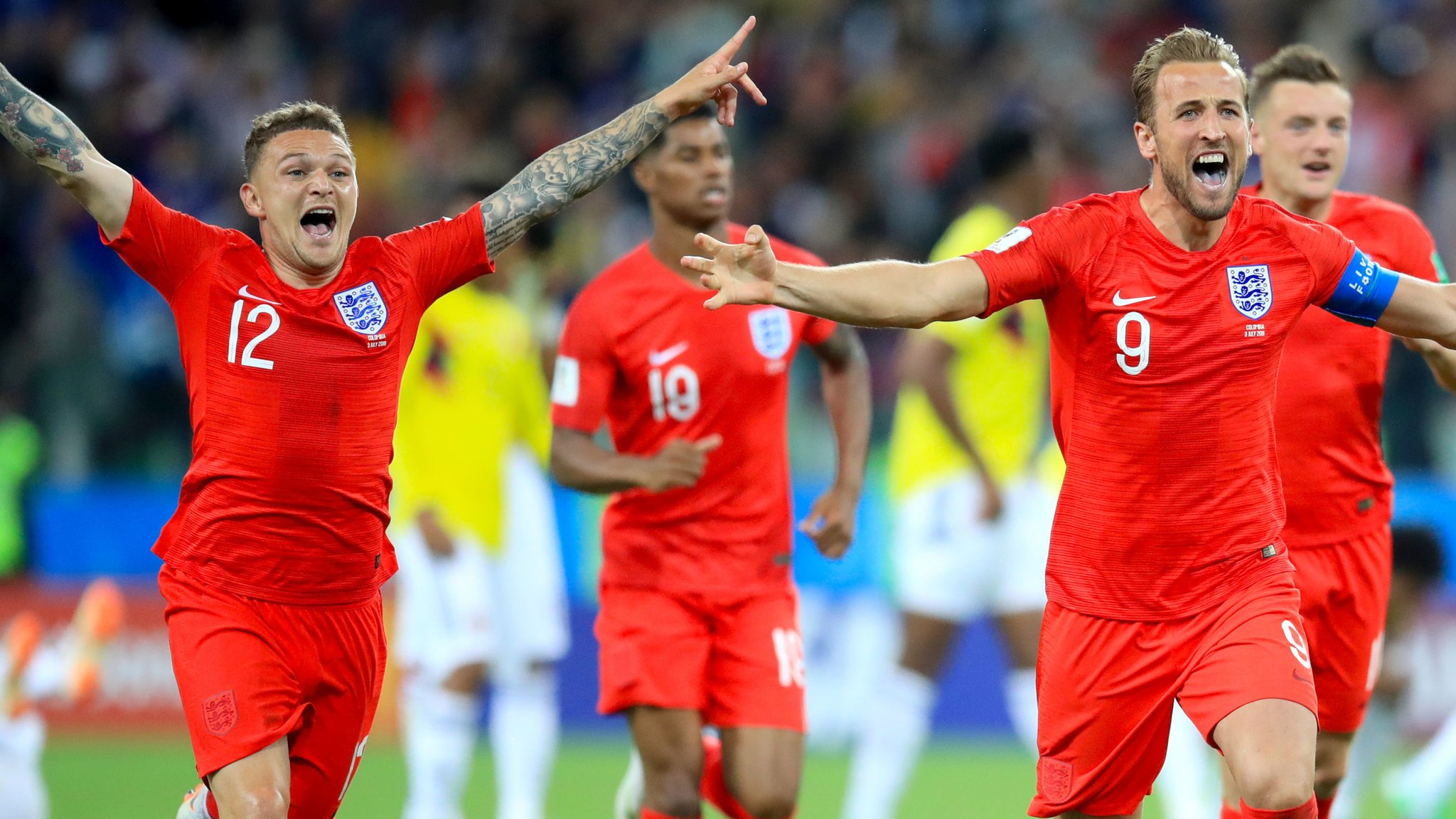 England rise to sixth in Fifa rankings after World Cup run