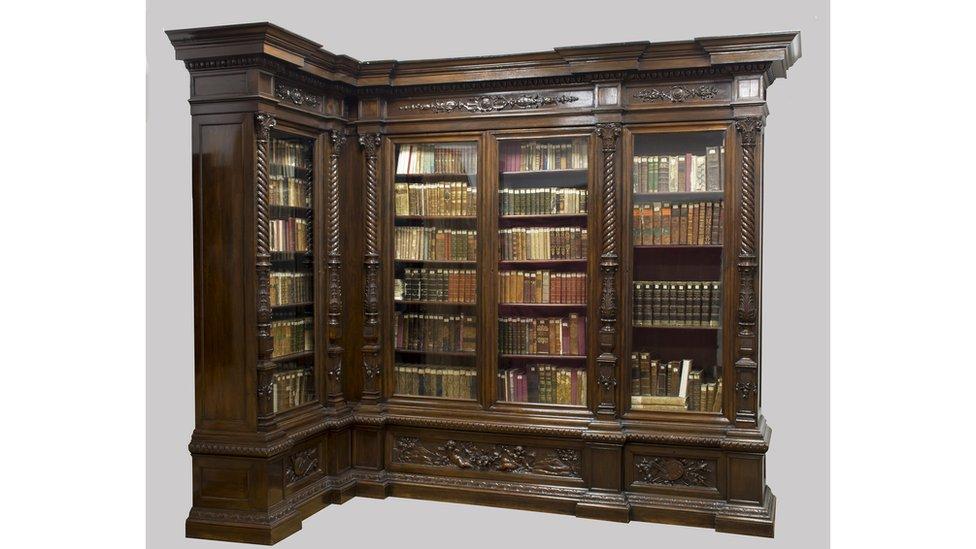 Njegoševa biblioteka
