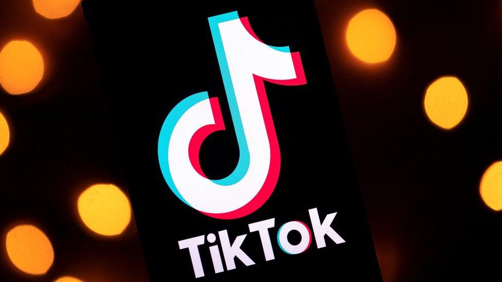 شعار تيك توك
