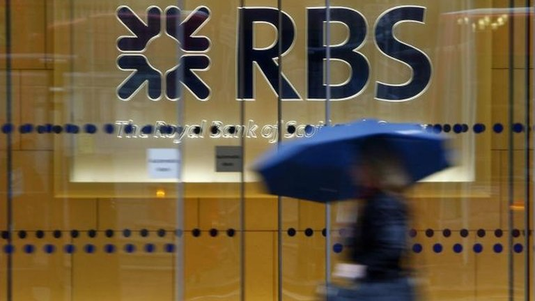 Government loses £2.1bn on RBS stake sale