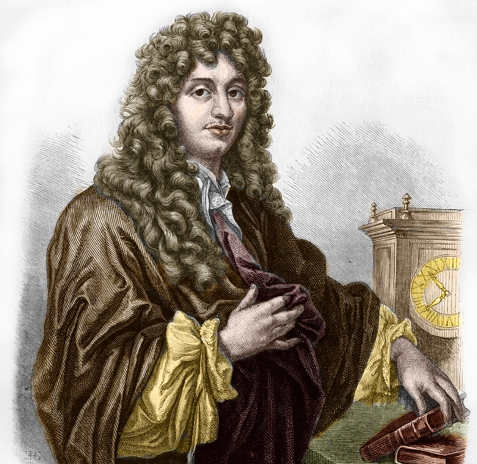 El prolífico holandés Christiaan Huygens.