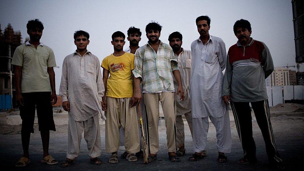 strani radnici u UAE