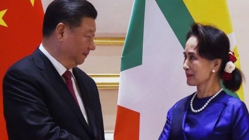 म्यांमार के रास्ते समंदर तक पहुंचा चीन, भारत को कितना ख़तरा?