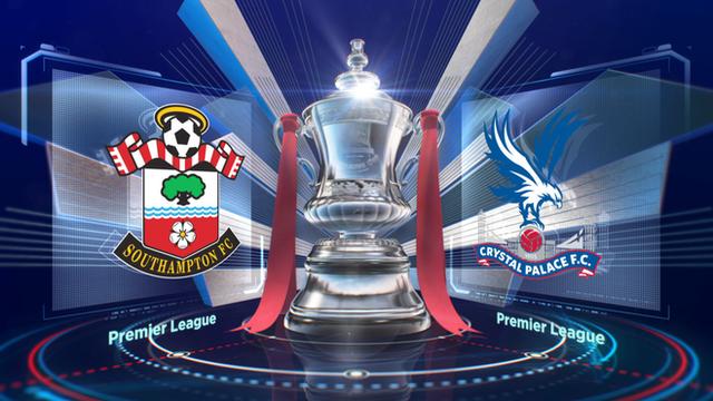 FA Cup: Southampton 1-2 Crystal Palace highlights