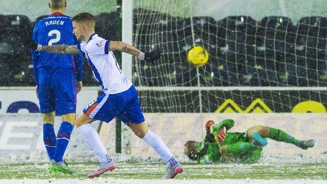 Highlights - Kilmarnock 2-1 Inverness CT
