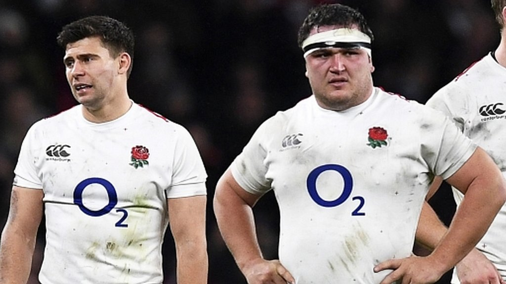 Six Nations 2019: Eddie Jones seeks help to fix England's mental weakness