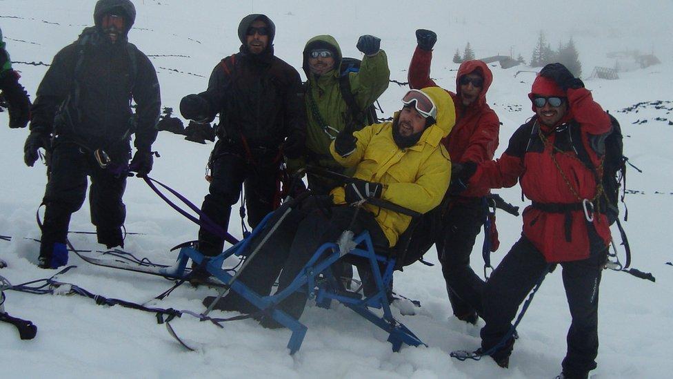 Expedición 2011